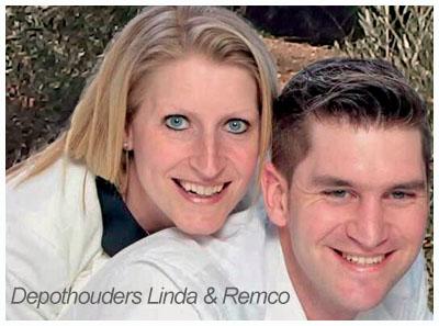 Depothouders LInda & Remco